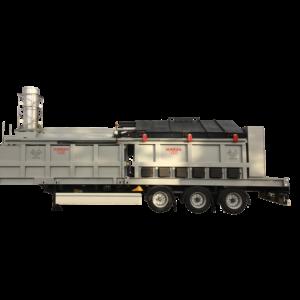 The Hurikan 1000 - The largest Hurikan model