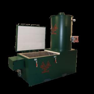 The Volkan 401 - A Medium Capacity Incinerator