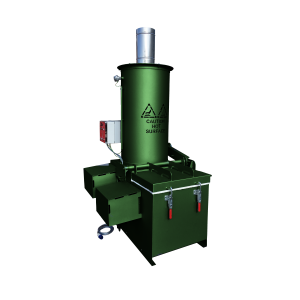 The Volkan 150 - An ideal poultry and small animal incinerator