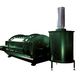 The Volkan 1600 - An extra large capacity incinerator