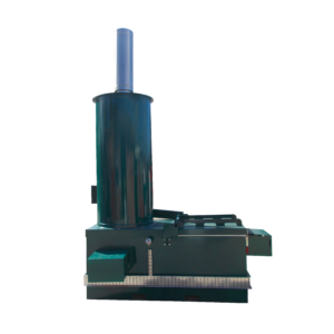 The Volkan 400 - frequently utilised for the incineration of poultry, small livestock, and pig as well as farm shop, butcher and abattoir waste.