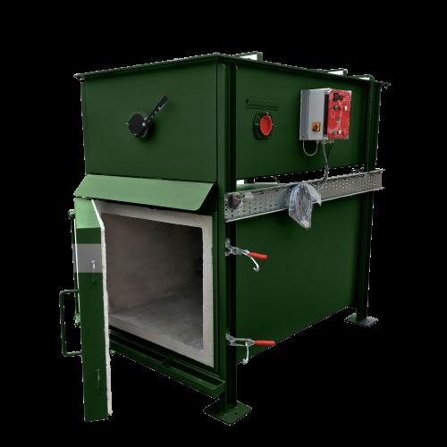 The Volkan 500 - Pupose Built Pet Cremation Incinerator