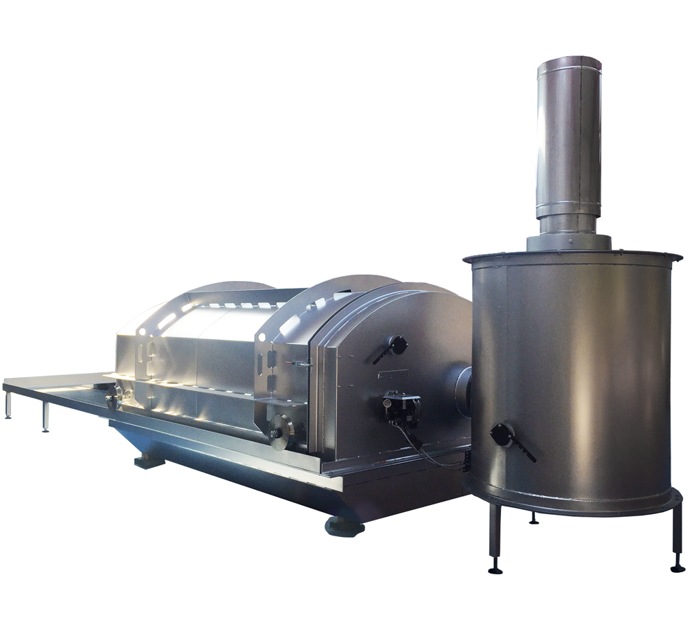 Incinerators for pet cremation - Volkan 1600
